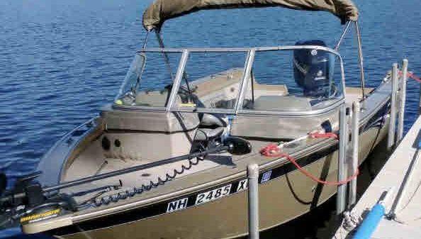 Tracker Targa 185 WT