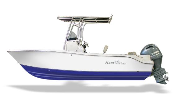 NauticStar 2102 Legacy CC