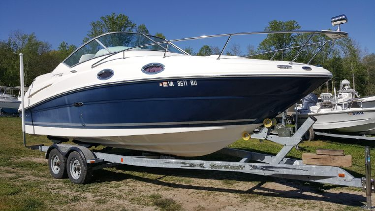sea ray 240 sundancer user manual