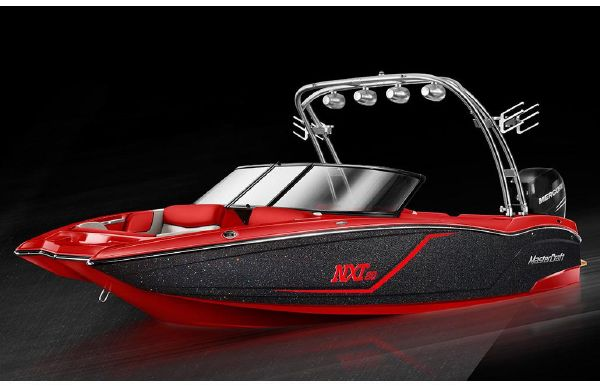 2018 Mastercraft NXT20 Global Edition
