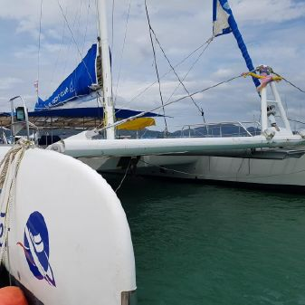 Fountaine Pajot Taiti 75 Day Charter Boat image