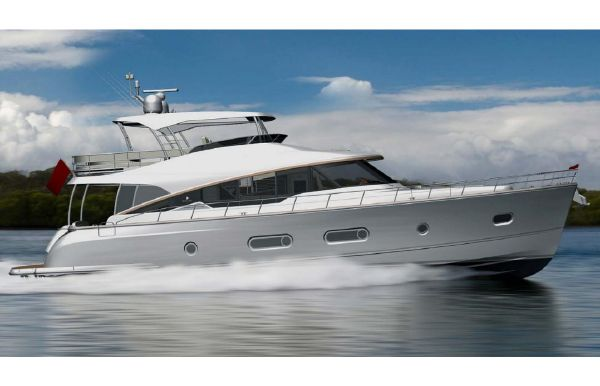 2019 Riviera 66 Belize Daybridge