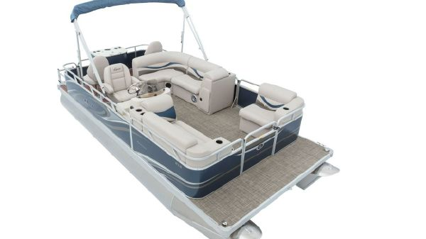 Qwest Adventure 818 VX Cruise Manufacturer Provided Image