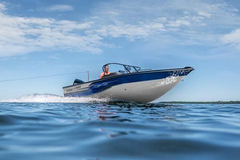 2021 Crestliner 1950 Sportfish