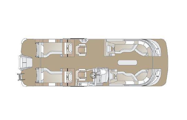 2021 Crest Savannah 250 SLRC