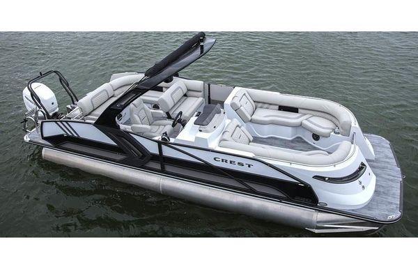 2021 Crest Savannah 250 SLSC