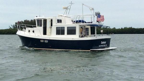 American Tug 34 Pilothouse Trawler