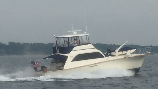 Ocean Yachts 55 Super Sport Convertible