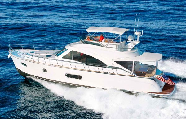 2019 Riviera 54 Belize Daybridge