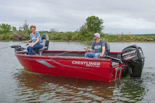 Crestliner 1650 Pro Tiller image