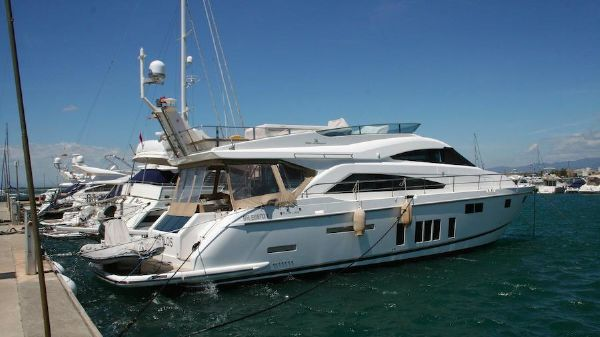 Fairline Squadron 65 65 FAIRLINE SQUADRON