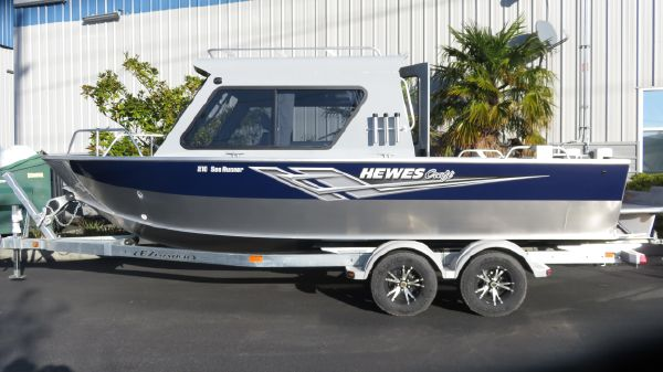 Hewescraft 210 Sea Runner B3219
