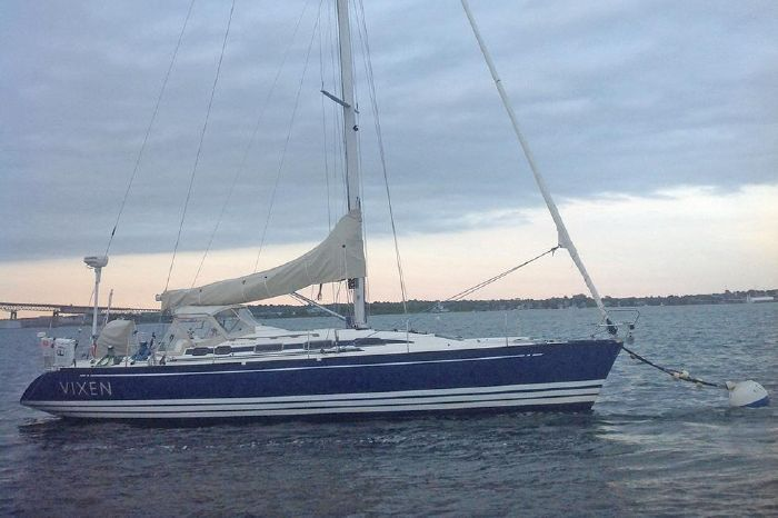 1994 X-Yachts 442