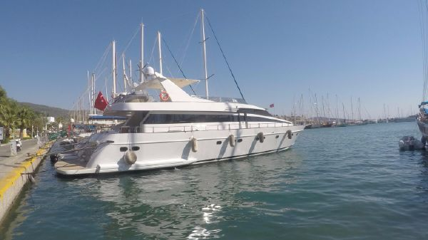 Custom Motor Yacht San Lorenzo copy