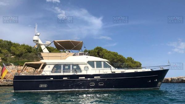 Privateer Silverline Trawler 1500