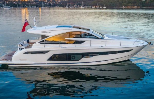 2020 Fairline Targa 48 GT