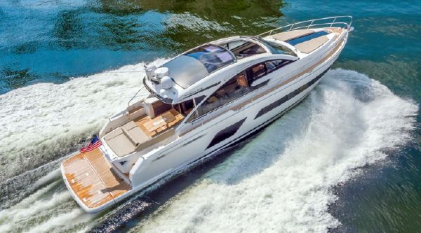 Fairline Targa 53 GT image