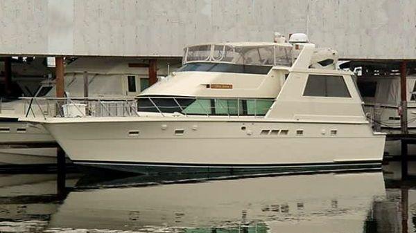 Hatteras Cockpit Motoryacht Photo 1