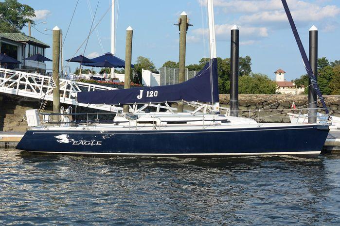1996 J Boats J/120