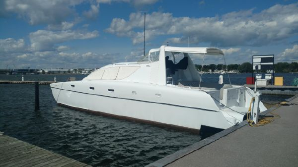 Custom Danmar Catamaran