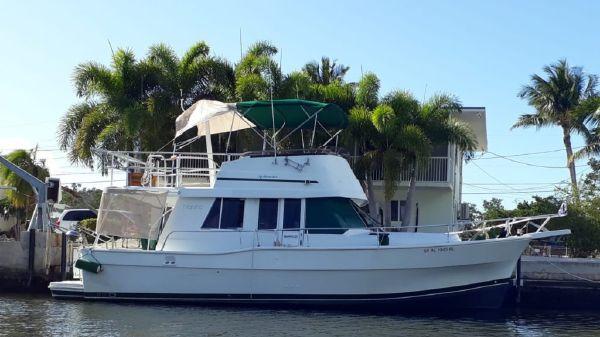 Mainship 350