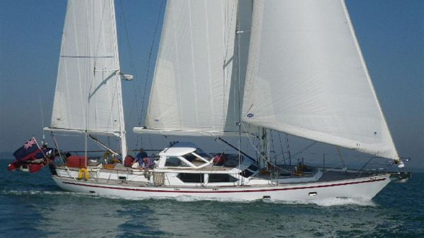 Dixon 62 - Ketch Rig Steel Yacht