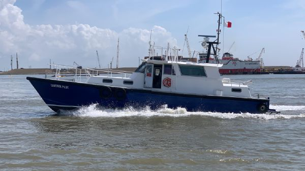 Gladding Hearn Pilot Boat