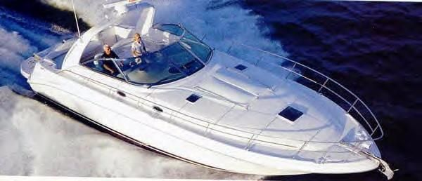Sea Ray Sundancer 410