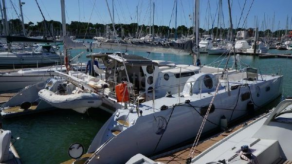 Chantier Fernand HERVE Catamaran 51'