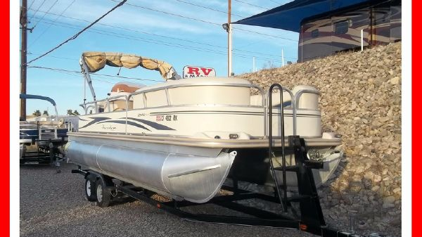 Fisher Freedom 241 Pontoon