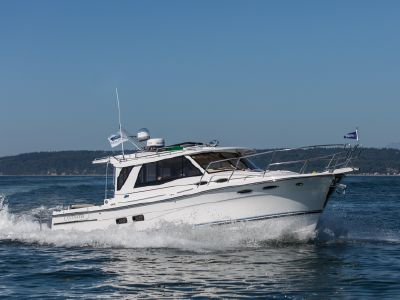 2016 Cutwater<span>30 Luxury Edition</span>