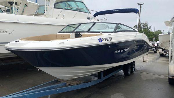 Sea Ray 23SPX OB