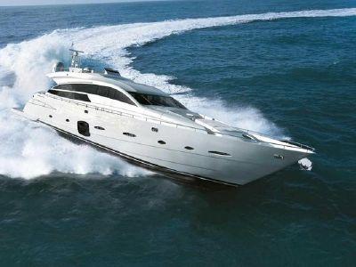 2011 Pershing<span>92 Motor Yacht</span>