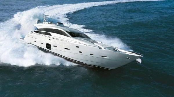 Pershing 92 Motor Yacht