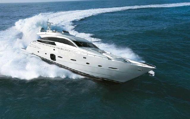 Pershing 92 Motor Yacht - main image