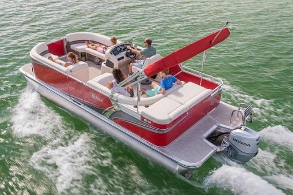 2020 Tahoe Pontoon GT Cruise II 21'