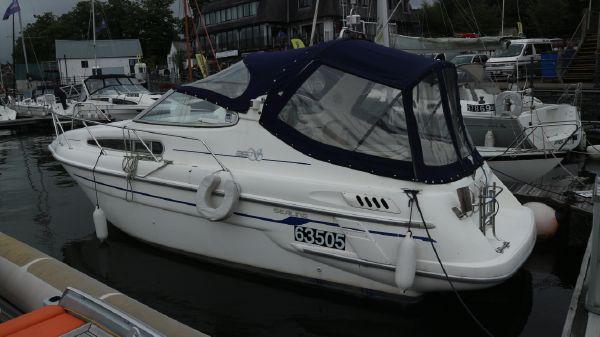 Sealine 260