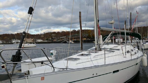 Beneteau 393 Custom Build