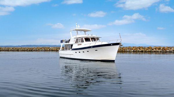 Ocean Alexander Mark I 50 Pilothouse Ocean Alexander MkI