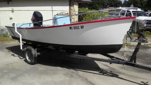 Other Cape Fear Skiff 17