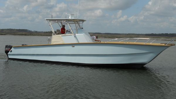 Mike Scearce Design 42 SPORTFISH CATAMARAN