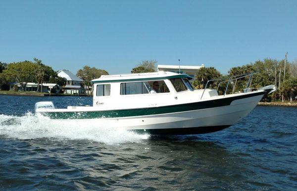 2021 C-Dory 25' Cruiser