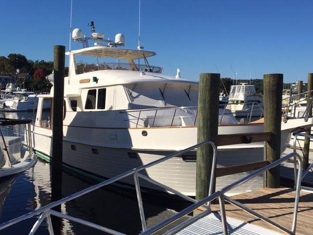 2007 Grand Banks 59 Aleutian RP Buy Rhode Island