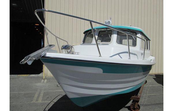 2021 C-Dory 26' Venture