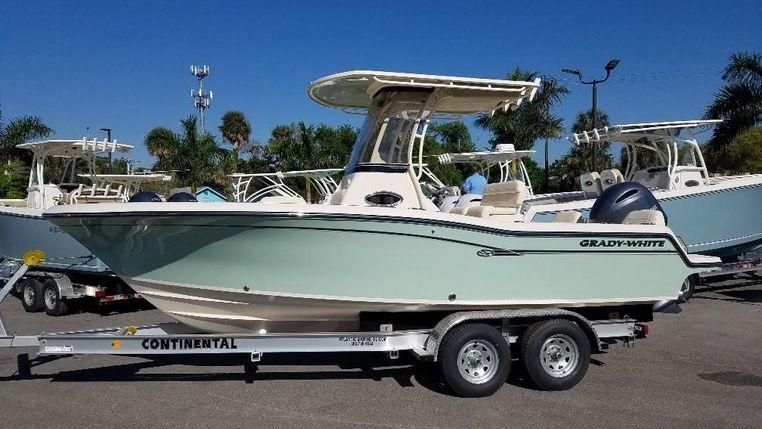 2019 Grady-White Fisherman 216 PORT ORANGE, Florida - Atlantic Marine