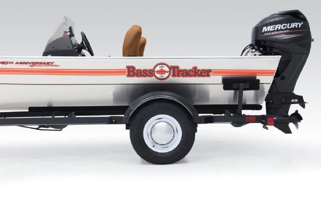 Tracker Bass Tracker 40th Anniversary Heritage Edition image