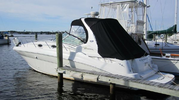 Sea Ray 320 Sundancer 6.2 FWC