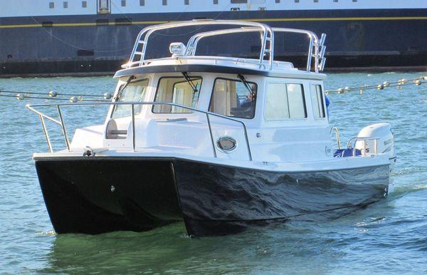 2021 C-Dory 25' Tomcat Catamaran