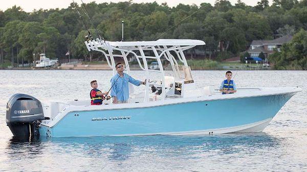 Sea Hunt Edge 24