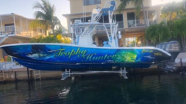 Yellowfin 36 CC Offshore